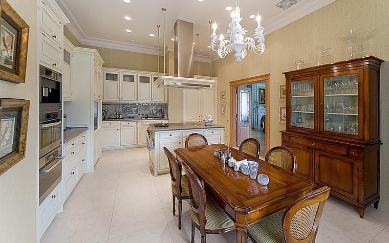 интерьер кухни - фото № 11865