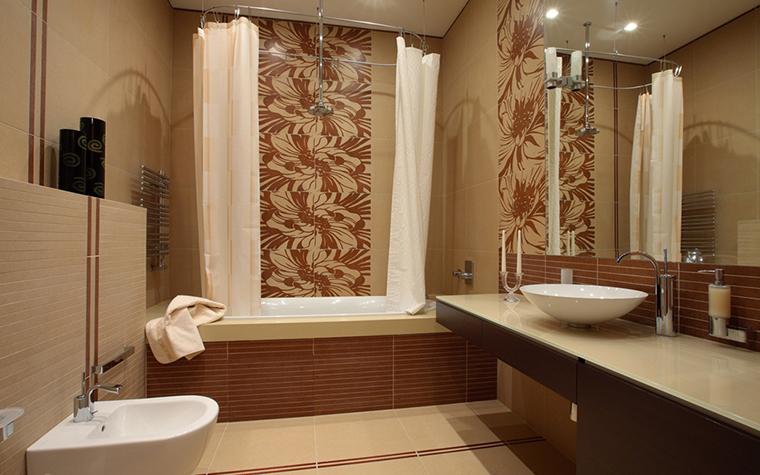 интерьер ванной - фото № 12028