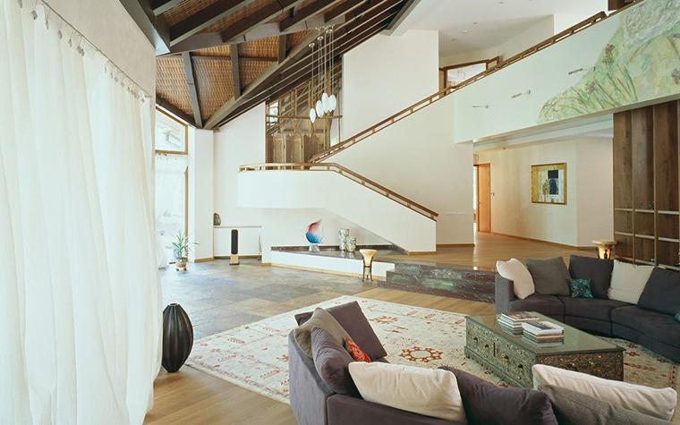 интерьер гостиной - фото № 12052