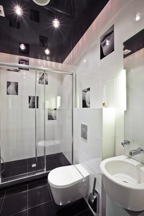 Фото № 12177 ванная  Загородный дом