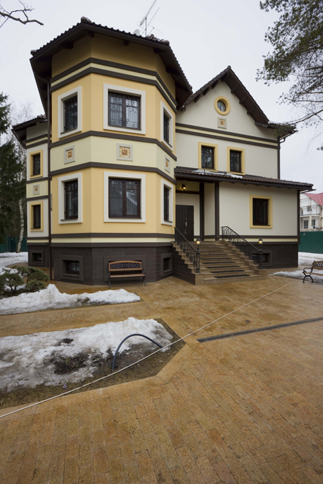 фасад - фото № 12178