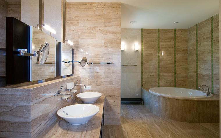 Фото № 12236 ванная  Загородный дом