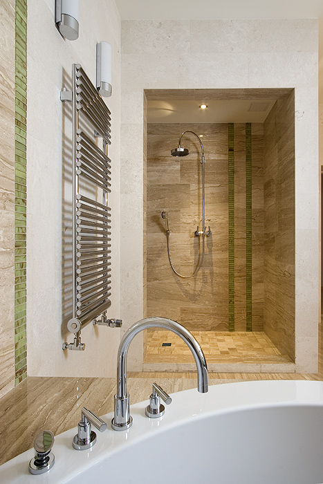 интерьер ванной - фото № 12239
