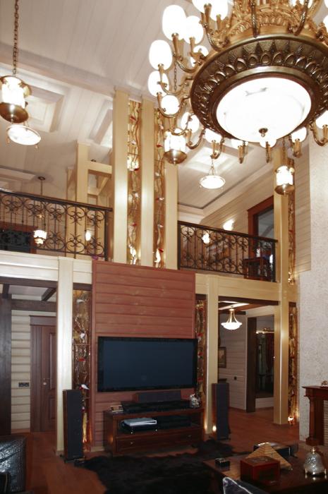 гостиная - фото № 12321