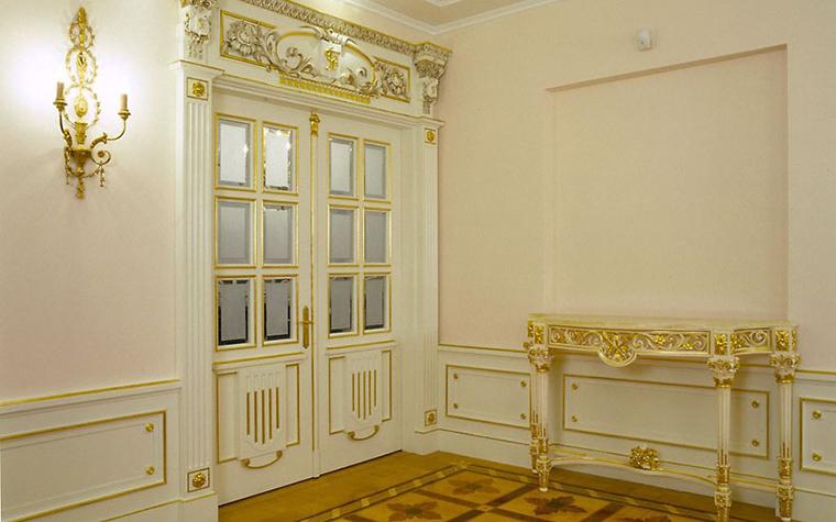 интерьер холла - фото № 12515