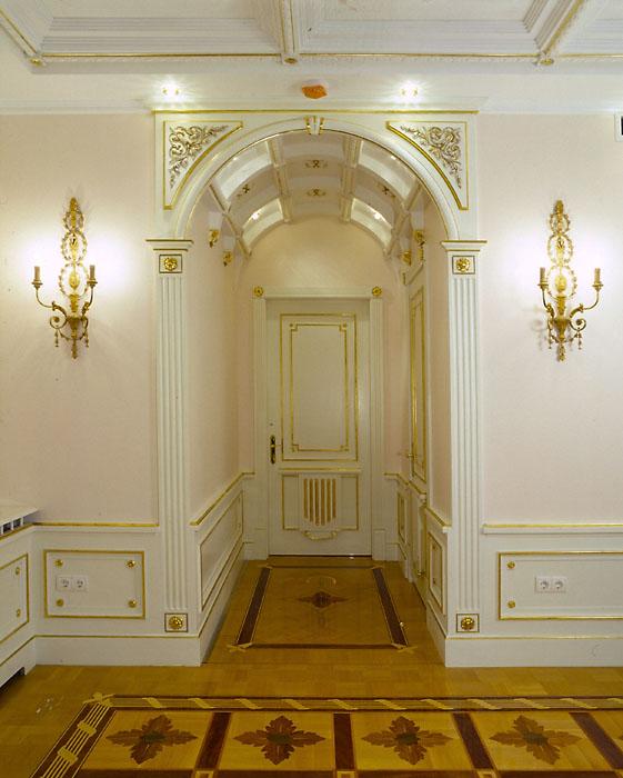 интерьер холла - фото № 12517