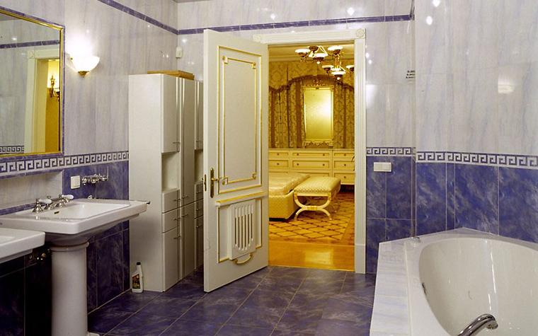 Фото № 12496 ванная  Загородный дом