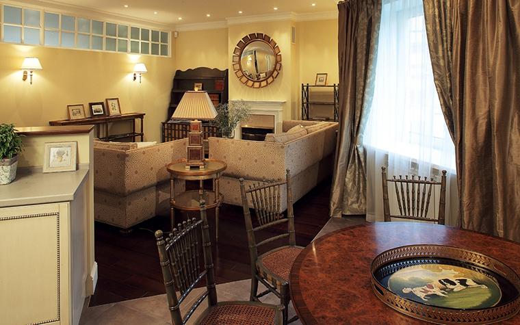 интерьер гостиной - фото № 12589