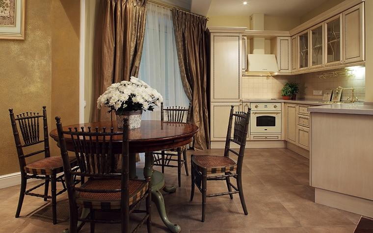 Загородный дом. кухня из проекта , фото №12592