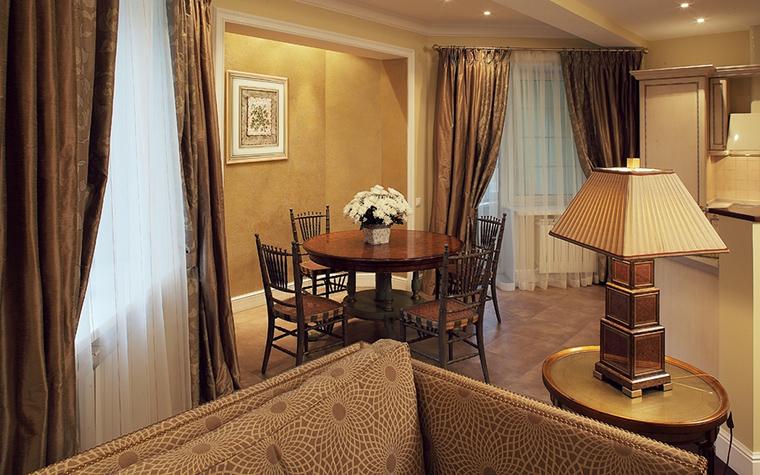 интерьер гостиной - фото № 12590
