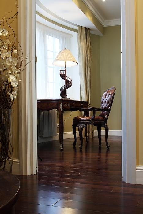 интерьер кабинета - фото № 12595