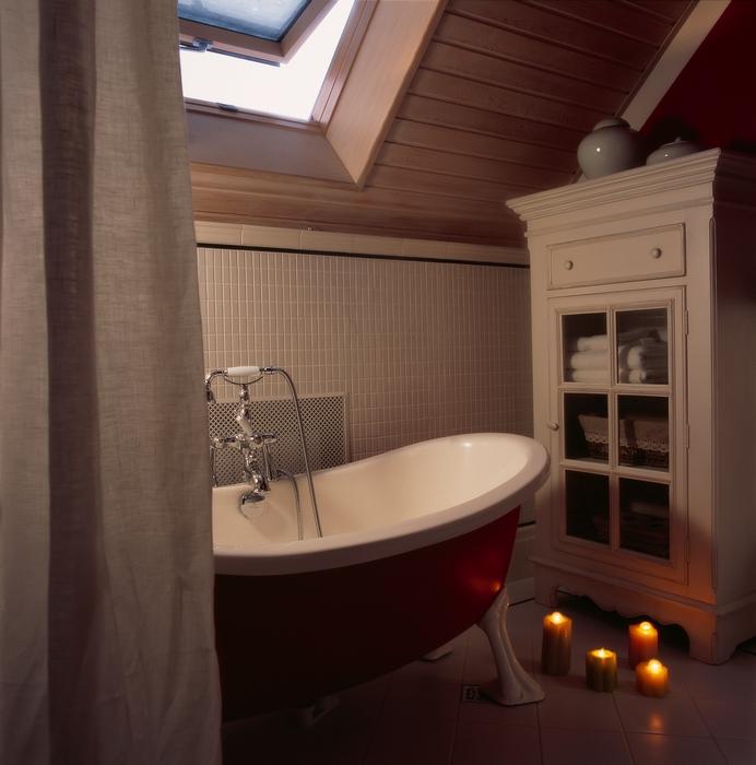 Фото № 12606 ванная  Загородный дом