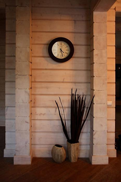 Фото № 13073 гостиная  Загородный дом