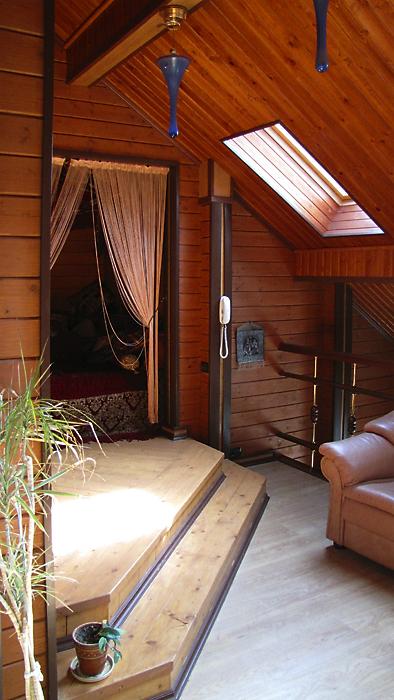 интерьер гостиной - фото № 13277