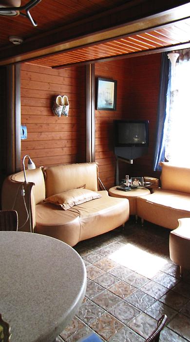 интерьер гостиной - фото № 13278
