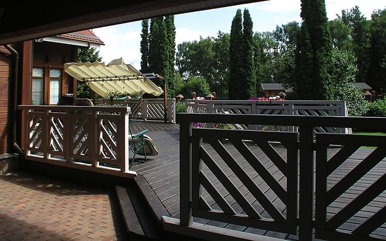 Фото № 13305 терраса   Загородный дом