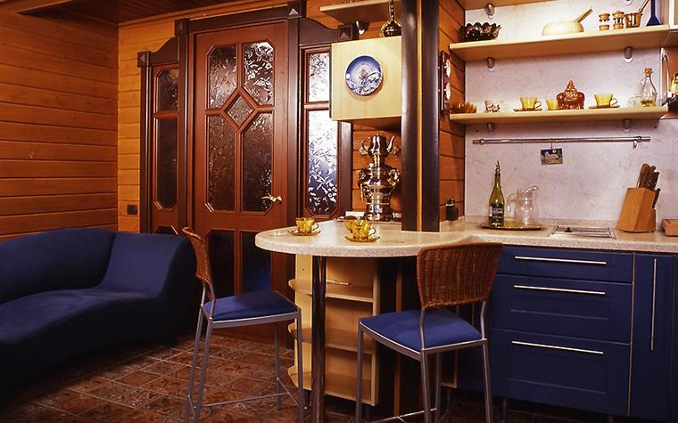 интерьер гостиной - фото № 13280