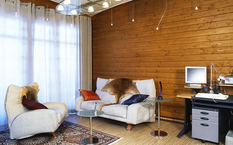 интерьер кабинета - фото № 13284