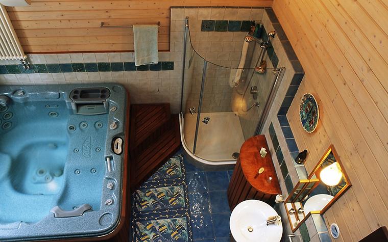 Фото № 13286 ванная  Загородный дом