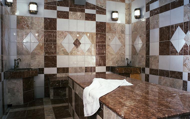 интерьер бани - фото № 13290