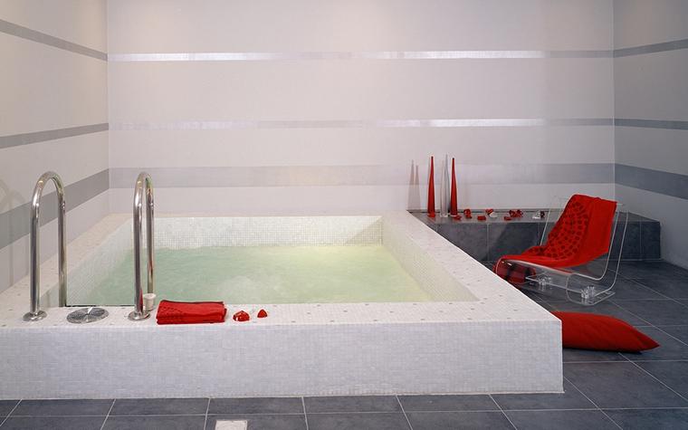 интерьер бассейна - фото № 13554