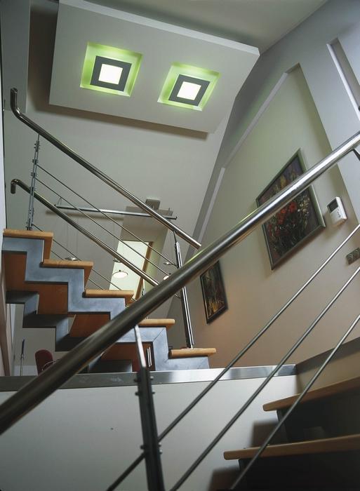Загородный дом. холл из проекта , фото №13581