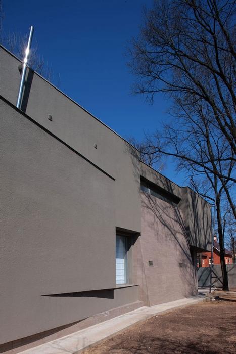 Загородный дом. фасад из проекта , фото №13744