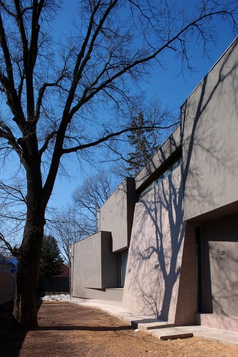 Загородный дом. фасад из проекта , фото №13746