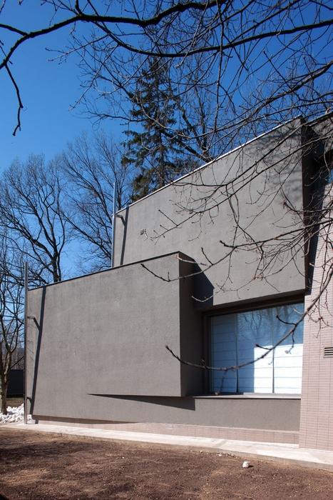 Загородный дом. фасад из проекта , фото №13747