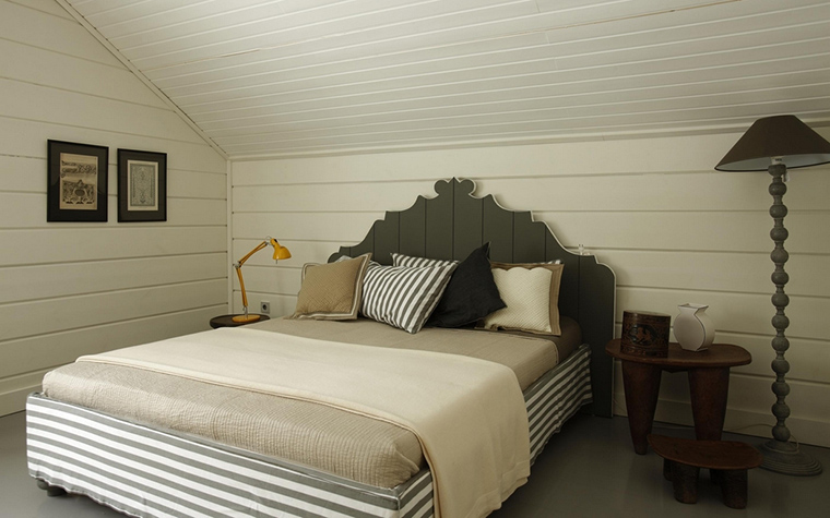 интерьер спальни - фото № 13776