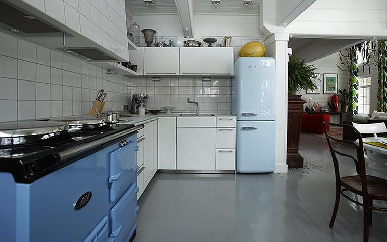 интерьер кухни - фото № 13769