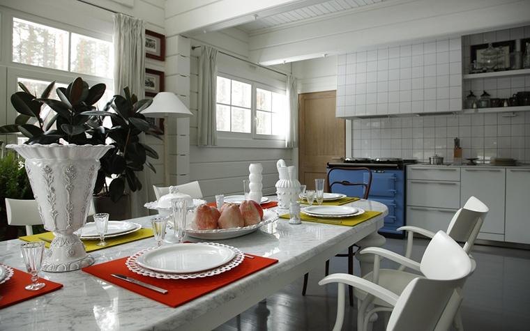 интерьер кухни - фото № 13770