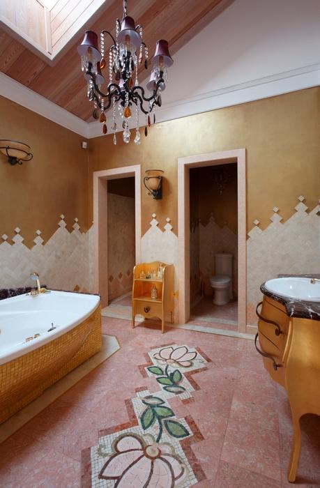 интерьер ванной - фото № 13861