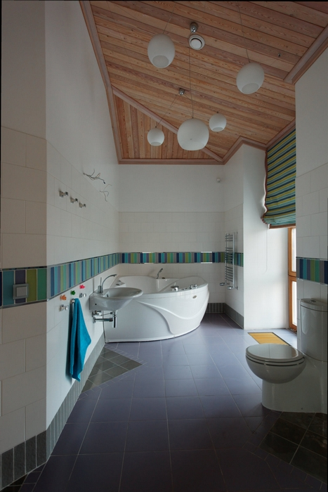 интерьер ванной - фото № 13860