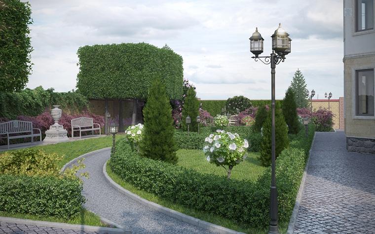 Фото участок Загородный дом