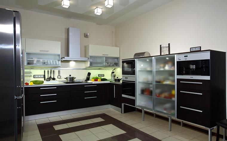 Загородный дом. кухня из проекта , фото №14084