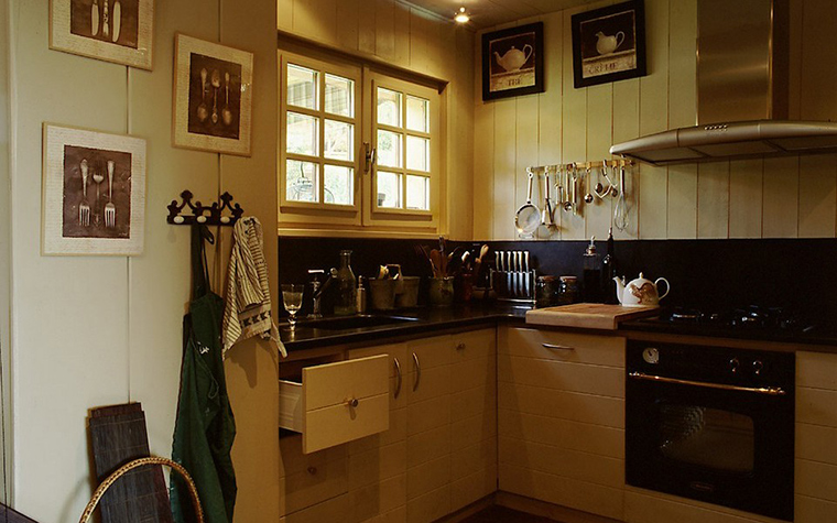 кухня - фото № 10779