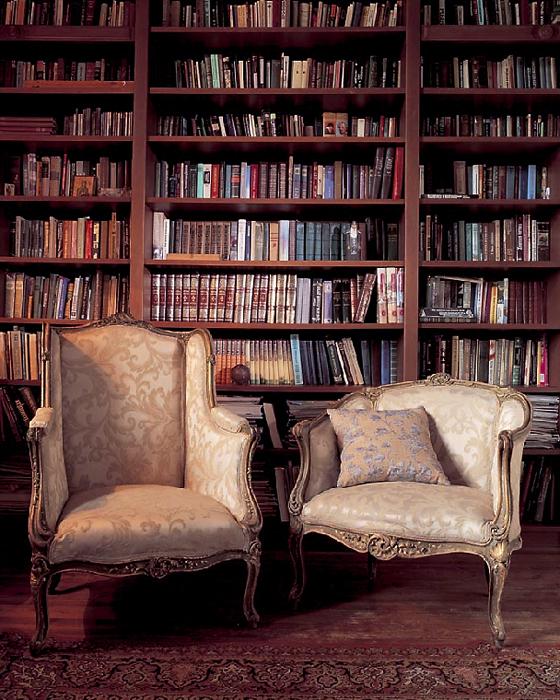 Фото № 14149 кабинет библиотека  Загородный дом