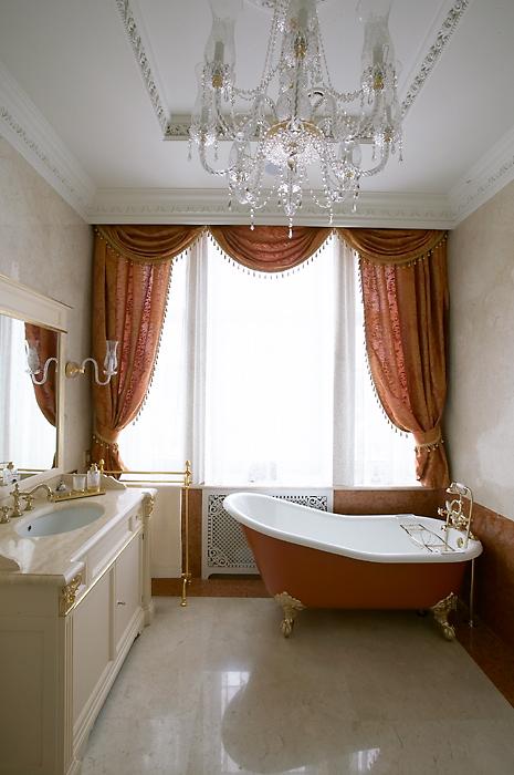Фото № 14175 ванная  Загородный дом
