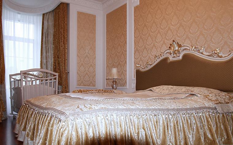 Фото № 14179 спальня  Загородный дом