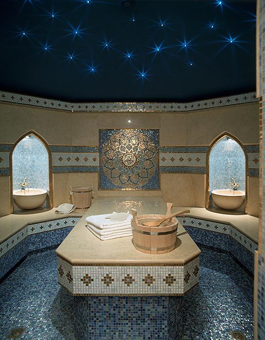 интерьер бани - фото № 14356