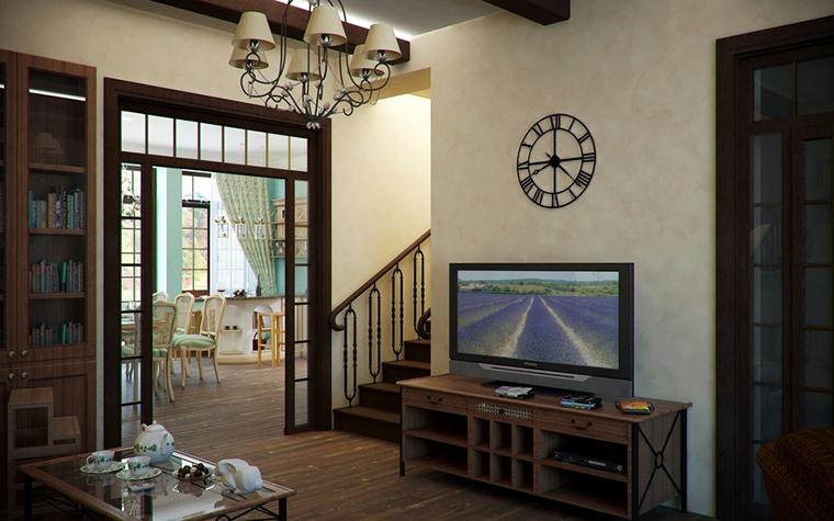 интерьер гостиной - фото № 14484