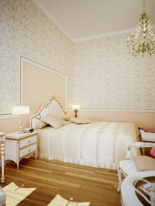 спальня - фото № 14496