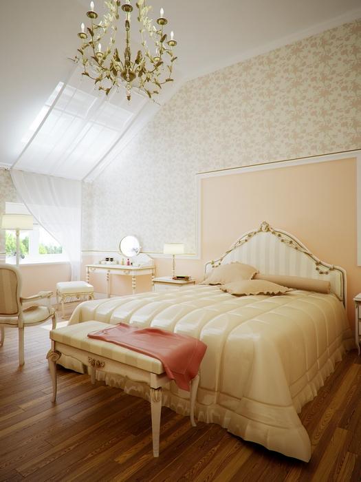 спальня - фото № 14498
