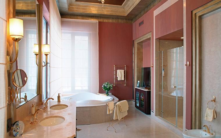 Фото № 14582 ванная  Загородный дом