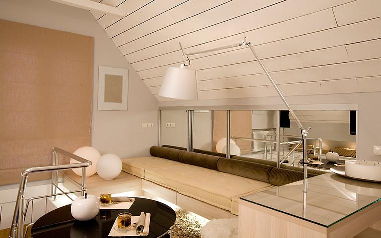интерьер гостиной - фото № 14627