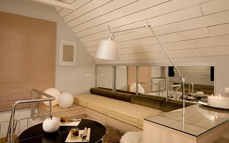 интерьер гостиной - фото № 14628