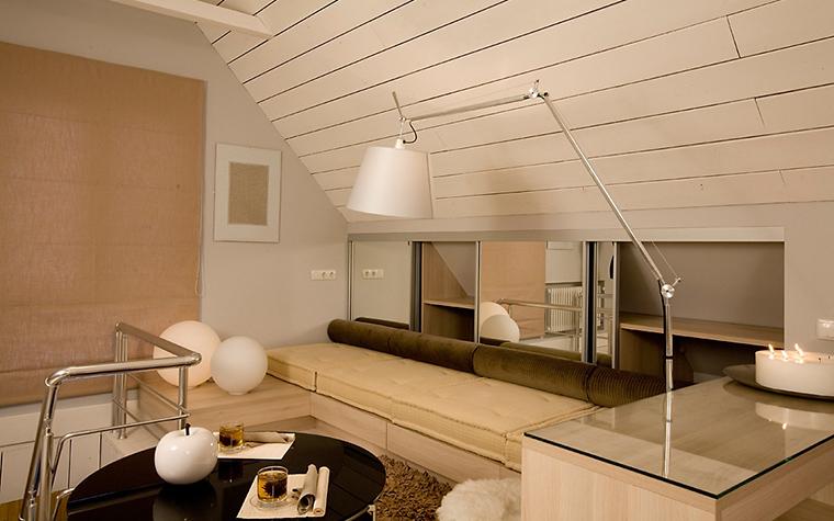 интерьер гостиной - фото № 14629