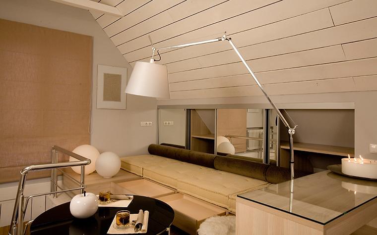 интерьер гостиной - фото № 14630