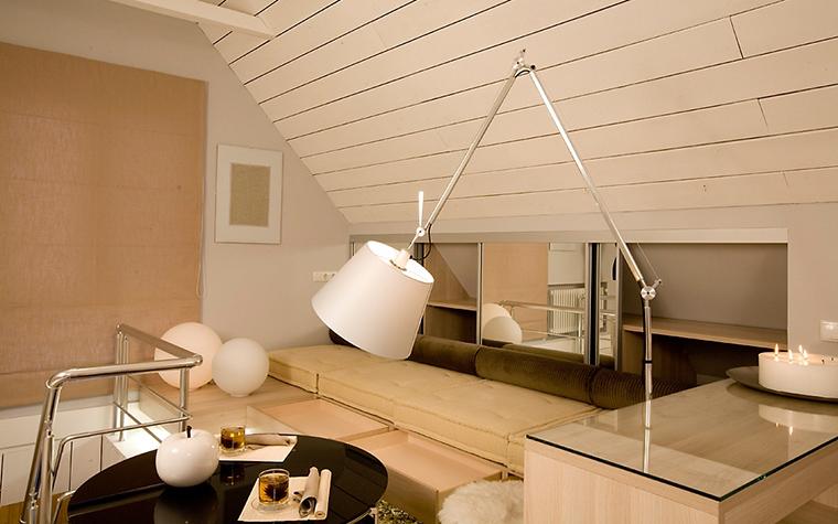 интерьер гостиной - фото № 14631